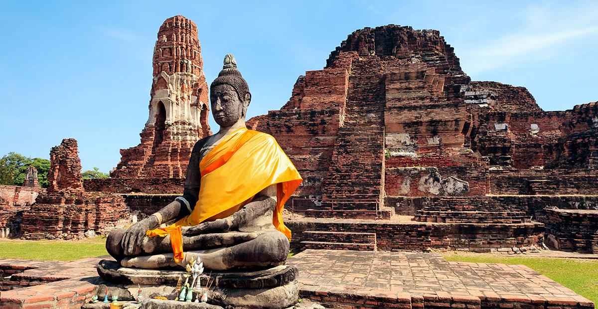 Ayutthaya, Wat Phra Mahathat