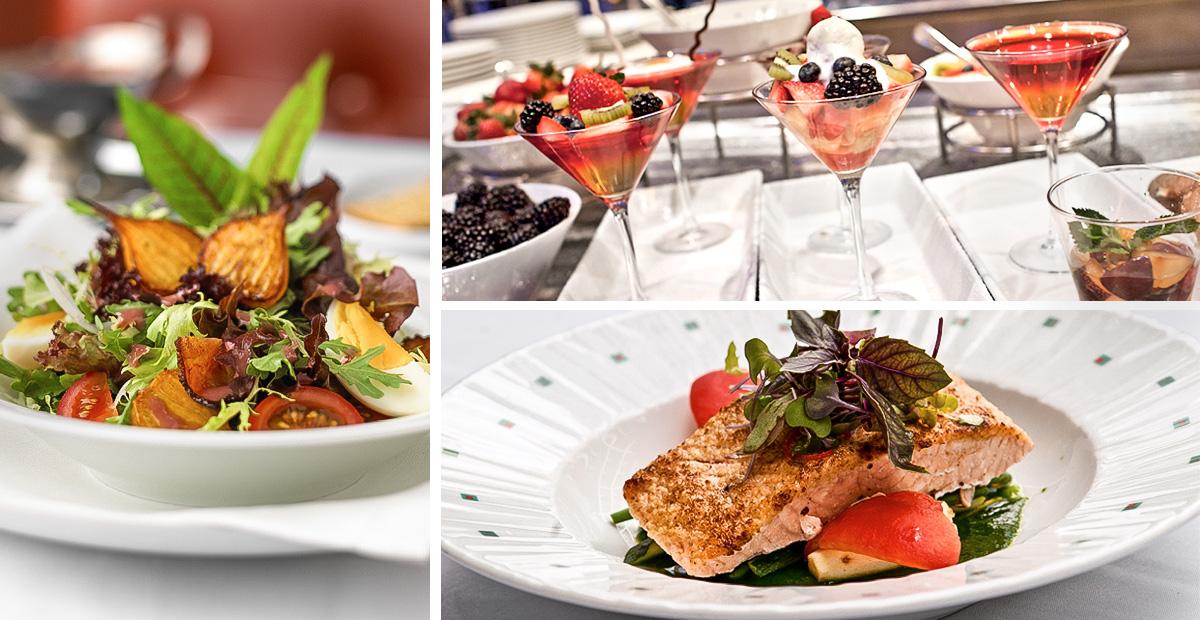 Chops Grille, Restaurant, Food and Beverage, Dining,Chops Salad,