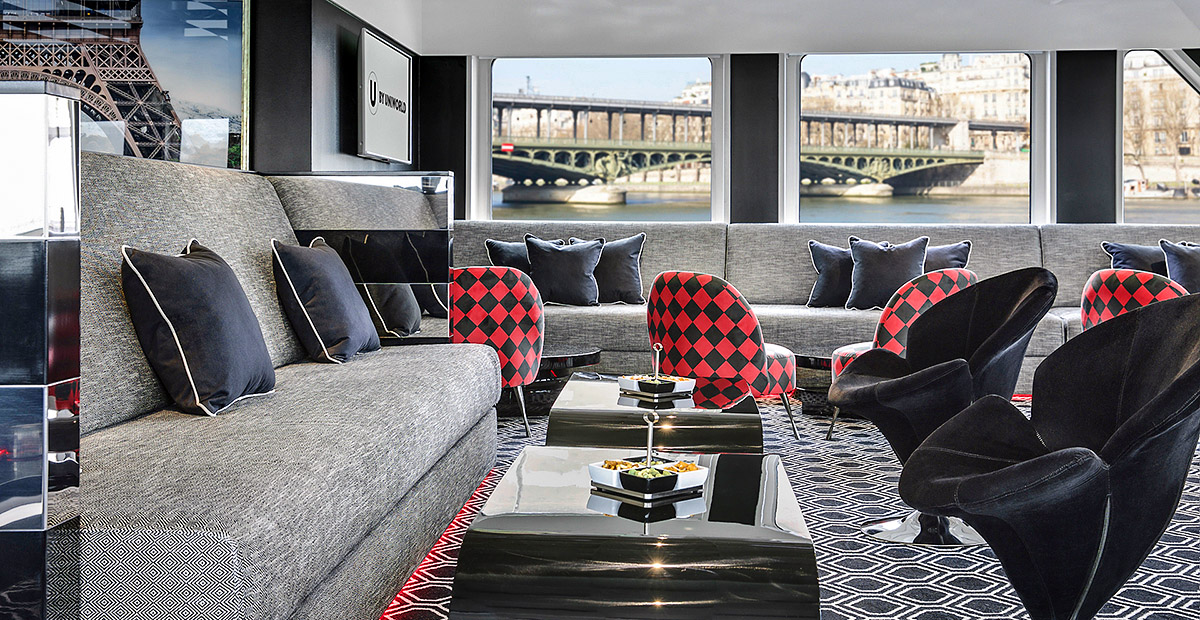 U Lounge, The B