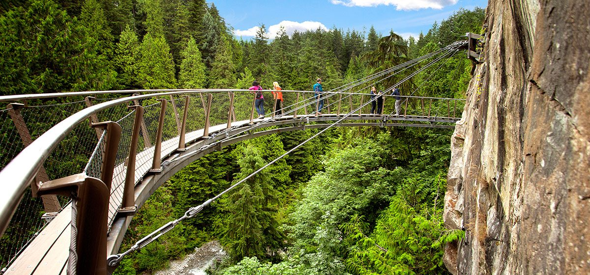 27178_SUST_Cliffwalk at Capilano Suspension Bridge Park